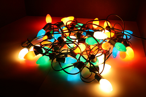 im a big fan of the old school ceramic c9 christmas lights you know the ones that look like